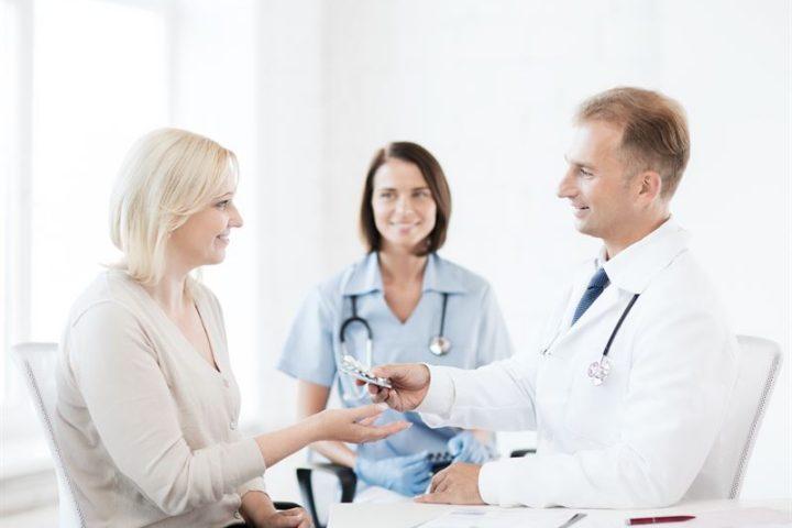 test na menopauzę