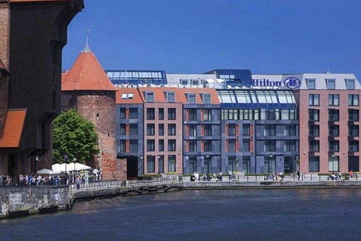 hotel, Hilton Gdańsk
